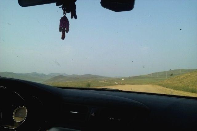 Путешествие на Ольхон для многих заканчивается серьёзными проблемами с автомобилем.