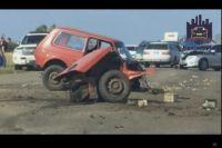 Выясняются обстоятельства аварии.