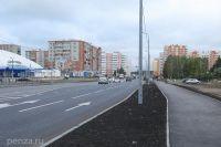 Новую дорогу уже оценили автолюбители.