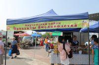 Мёд из Анучино пользуется большим спросом на ярмарках региона