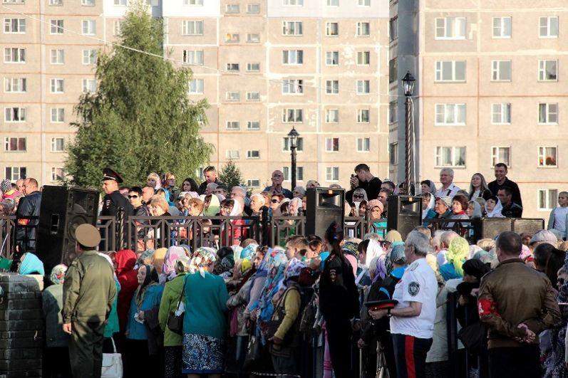 В советские годы в Ярцеве не было ни одной церкви.