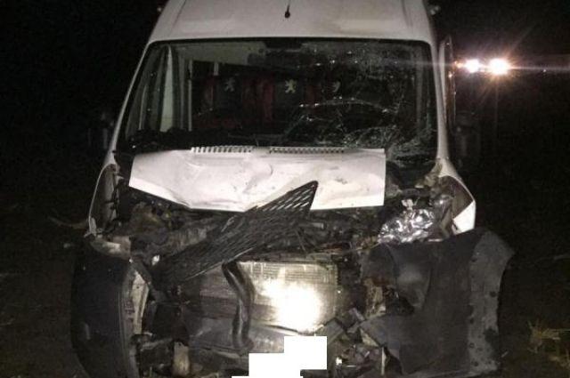 В Ставропольском крае столкнулись два автобуса: 5 пострадавших