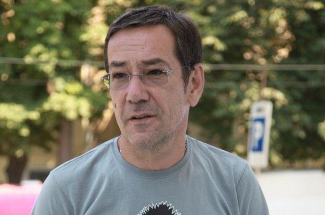 Актёр Алексей Горбунов.