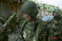 Герой России, подполковник Олег Ильин за полчаса до гибели в Беслане.