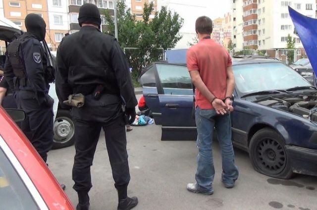 В Калининграде подросток угнал два фургона и устроил ДТП.