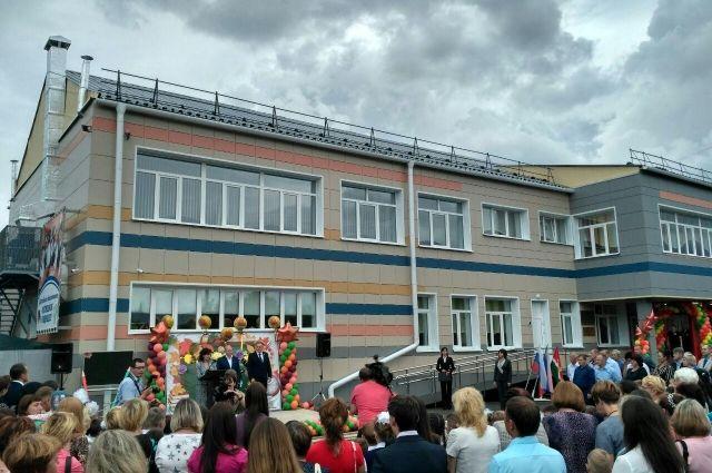 В начальном звене школы Кемеровского района появились 180 новых мест .