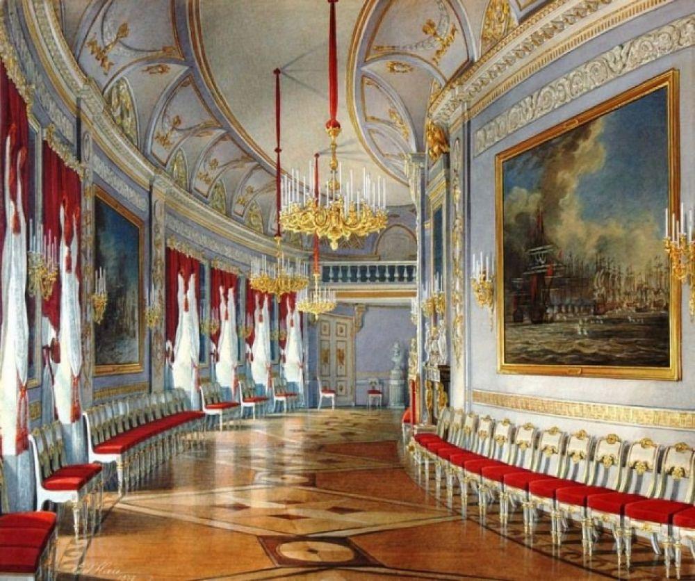 Чесменская галерея