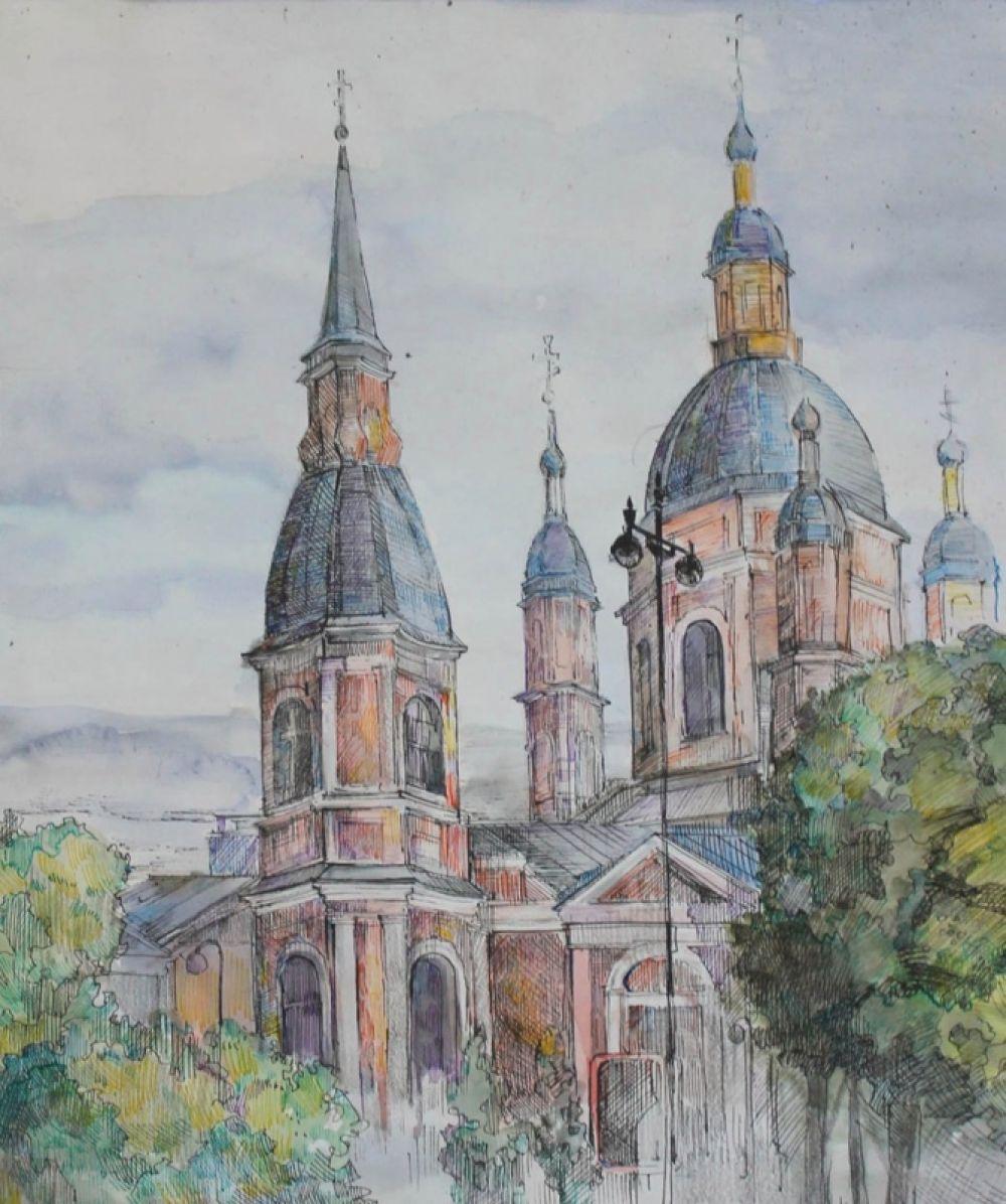 Сегодня в коллекции Анны около 50 картин.