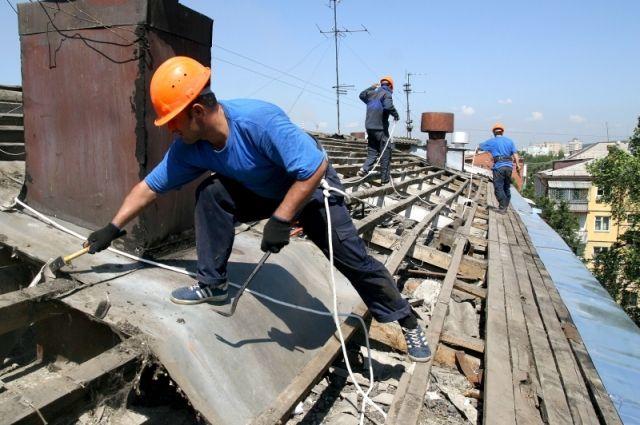 Деревянные дома в Салехарде отремонтируют к началу октября