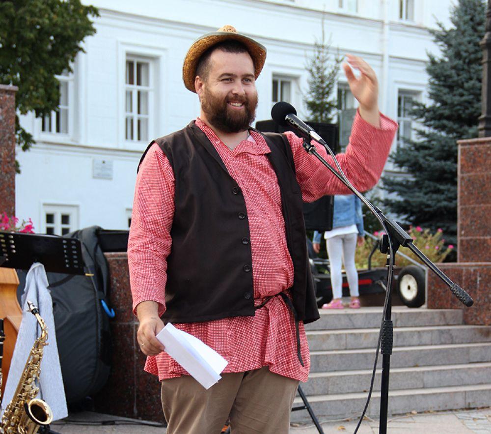 А вот и победитель - ульяновец Игорь Улитин