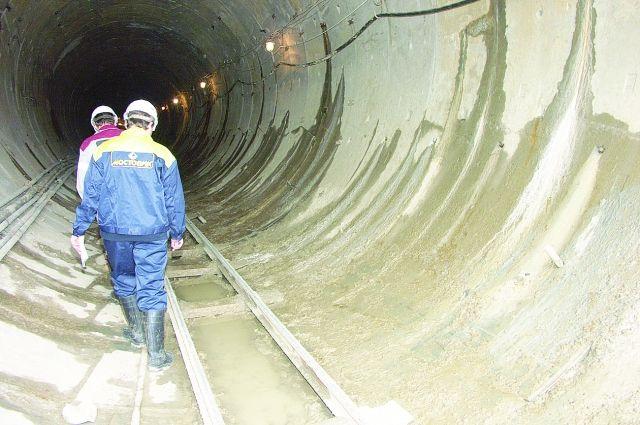В омском метрополитене нужно привести в порядок почти готовые тоннели.