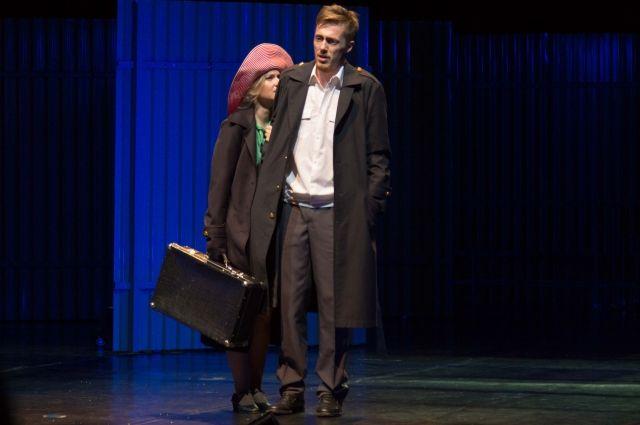 «Доходное место» - июньская премьера открывает 84-й театральный сезон.