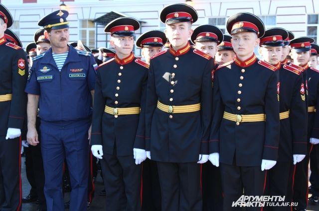 Главнокомандующий ВМФ РФ посетит Нахимовское ВМУ вМурманске