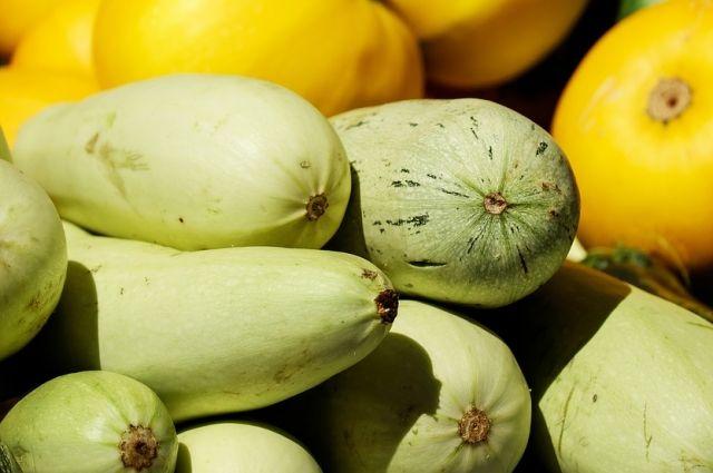Кабачки - прекрасная основа диетического питания.