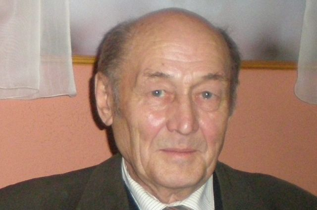 Юрий Афанасьев.