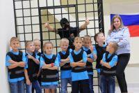 Энергетики помогли детям попробовать себя в разных профессиях.