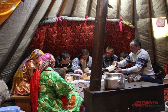 В Салехарде стартовал фестиваль «Душа тундры»