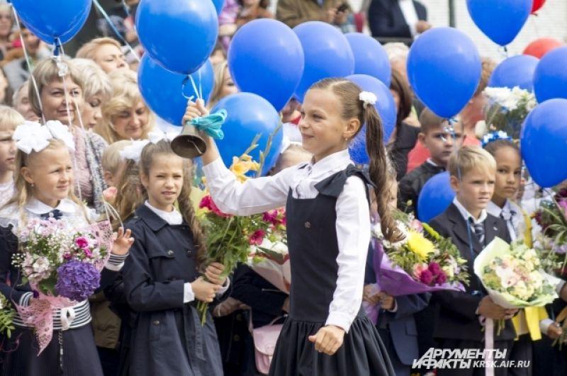 Количество учеников в регионе по сравнению с прошлым годом увеличилось на 11 тысяч.
