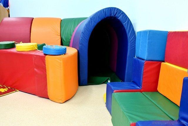 В Салехарде открылся новый детский сад и спортивный комплекс