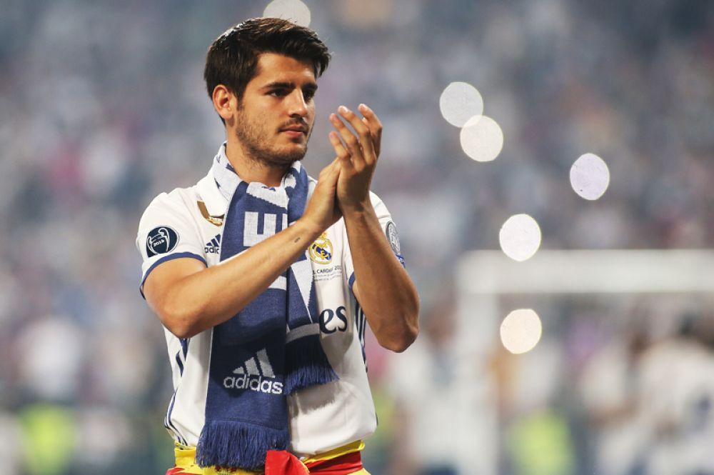 Альваро Мората. Из «Реала» (Испания) в «Челси» (Англия) за 65 миллионов.