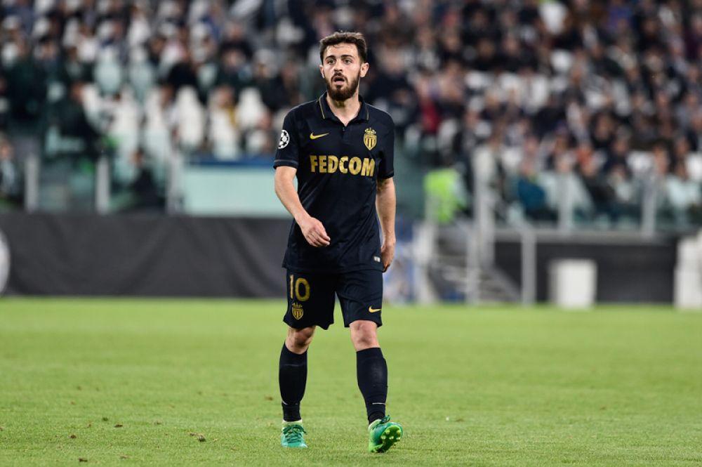Бернарду Силва. Из «Монако» (Франция) в «Манчестер Сити» (Англия) за 50 миллионов.
