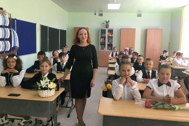 Тюменские школьники встретились с известными людьми региона
