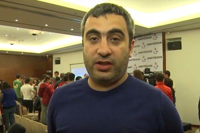 Валерий Оганесян.