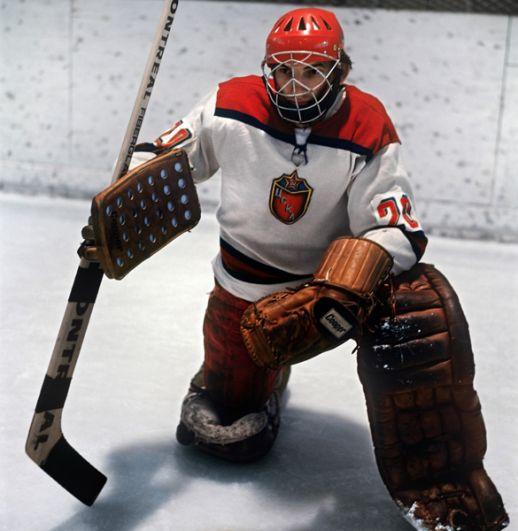 Владислав Третьяк (вратарь). 8 матчей. Президент федерации хоккея России. Член Зала славы IIHF.