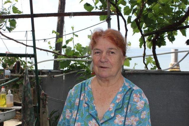 Анна Ляхова: Уехать не могу, здесь жила ещё моя прабабушка.