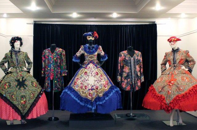 Выставка «Венецианский карнавал в Музее Моды».