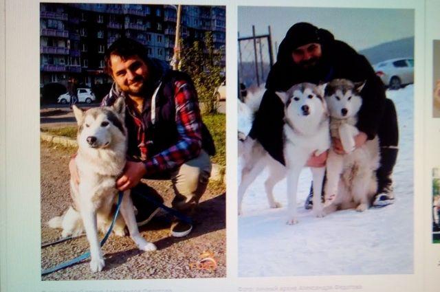 В результате голосования самым интересным мужчиной с бородой в Красноярске признан предприниматель Александр Федотов.