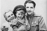 Валентина Серова и Константин Симонов.
