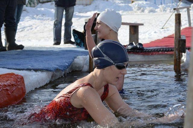 Моржи из Тюмени завоевали в Красноярске 21 медаль