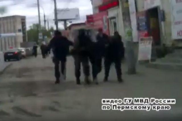 В задержании преступников участвовали бойцы Росгвардии.