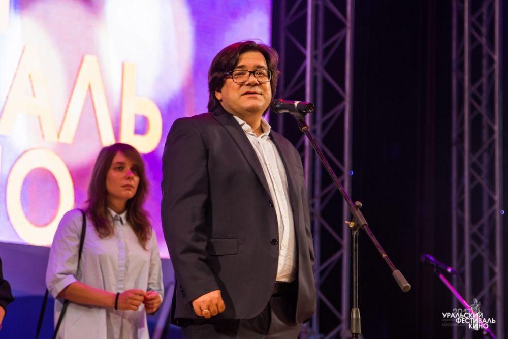 Кинорежиссер Андрей Прошкин.