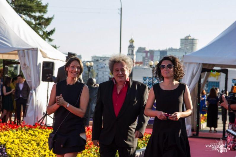 Директор фестиваля Ural Music Night Евгений Горенбург.