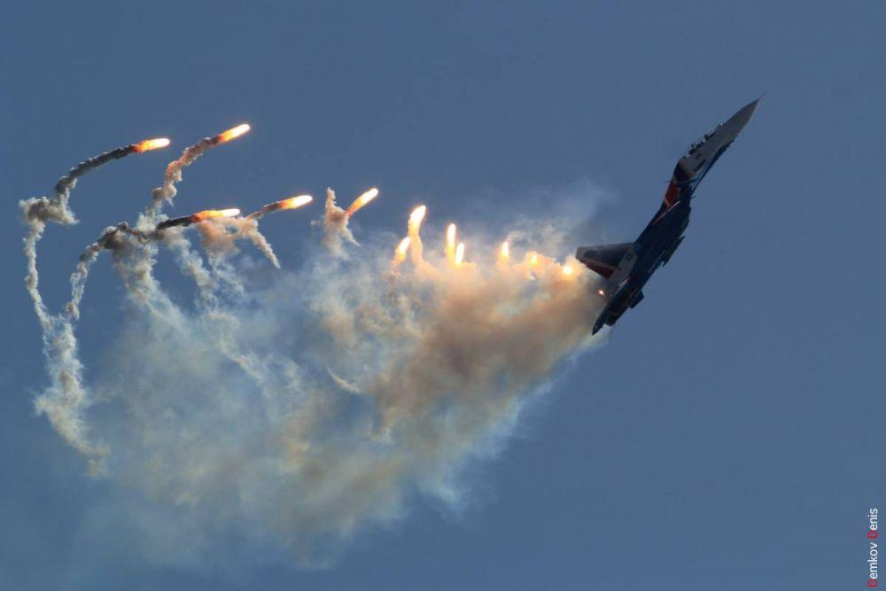 Авиационный праздник в Ростове собрал около 50 тысяч зрителей