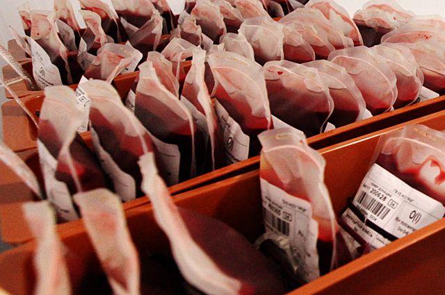 Сдать кровь во время акции могут жители Пермского края.