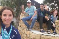 «Таврида-2017»: тюменские журналисты вернулись из вымышленного Златограда