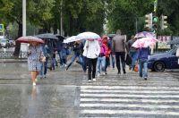 Неделю в Перми будет дождливой.