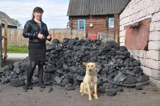 13,8 тыс. семей в этом году получат благотворительный уголь.