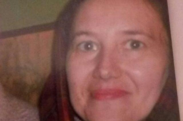 В Оренбурге разыскивается пропавшая в середине августа Татьяна Репина.