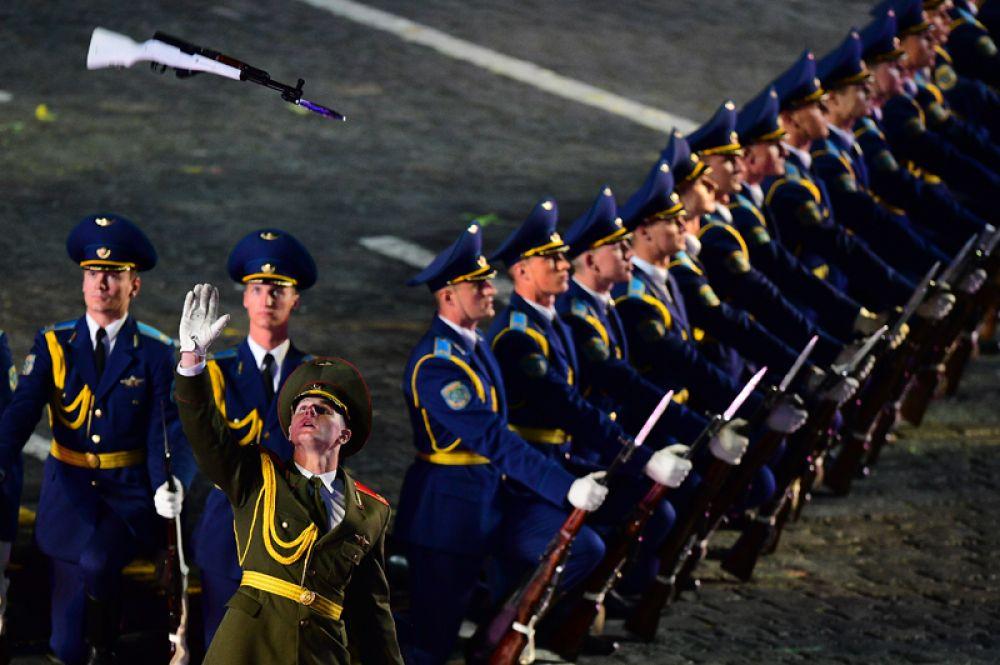 Оркестр и рота Почётного караула Вооруженных сил (Белоруссия).