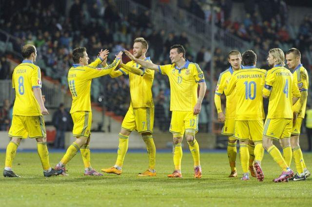 Гармаш иРакицкий усилили сборную Украины перед матчем сИсландией
