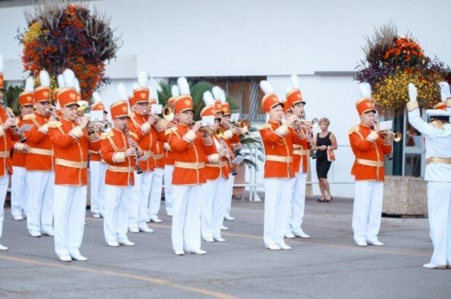 Духовой ансамбль изОмска возглавит национальный парад Российской Федерации вАстане