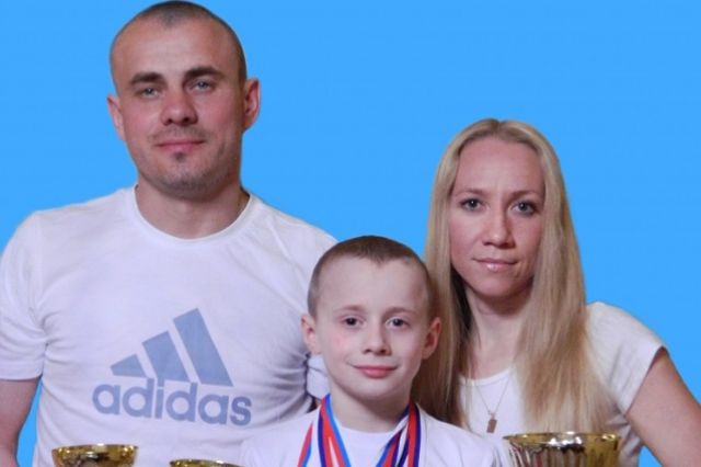 Победители всероссийского конкурса «ГТО всей семьей».