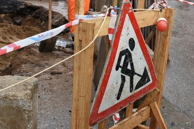 Схема: в Тюмени закроют проезд по Магнитогорскому переулку