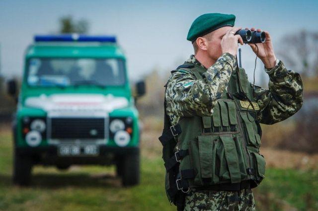 Пограничники усилили контроль границы