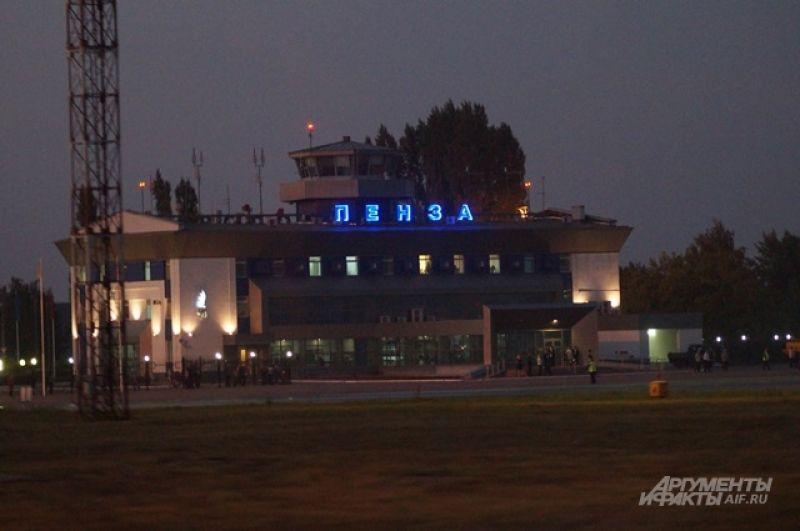 Пензенский аэропорт всегда рад гостям.