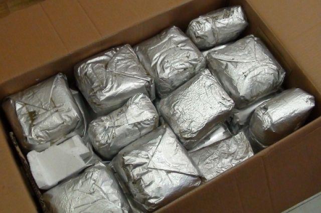 Изъяты наркотики стоимостью десятки миллионов рублей.